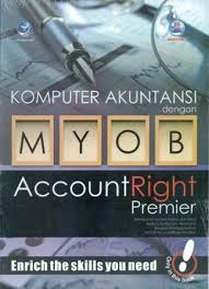 Komputer akuntansi dengan myob account right premier