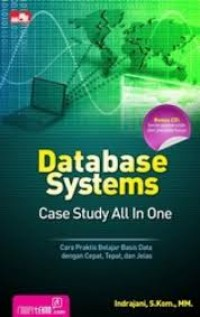 Image of Database Systems : Case Study All In One